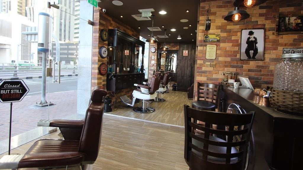 Fade & Shave Barbers Princess Tower, Dubai Marina