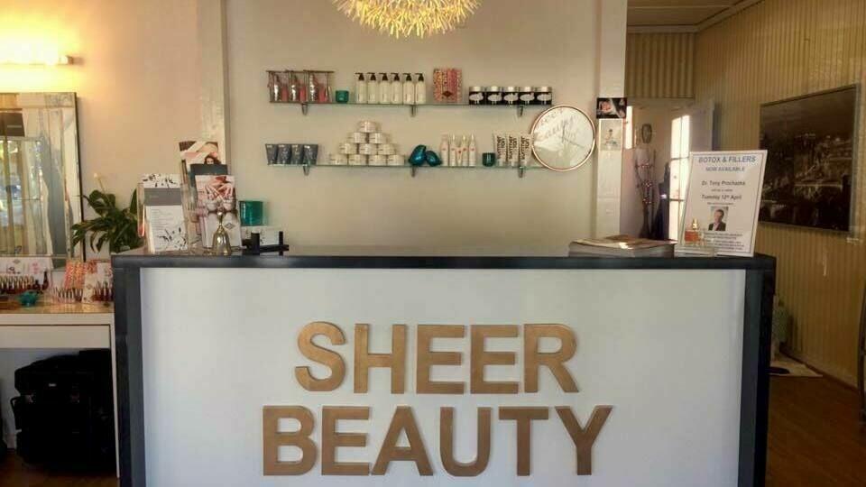 Sheer Beauty - 1