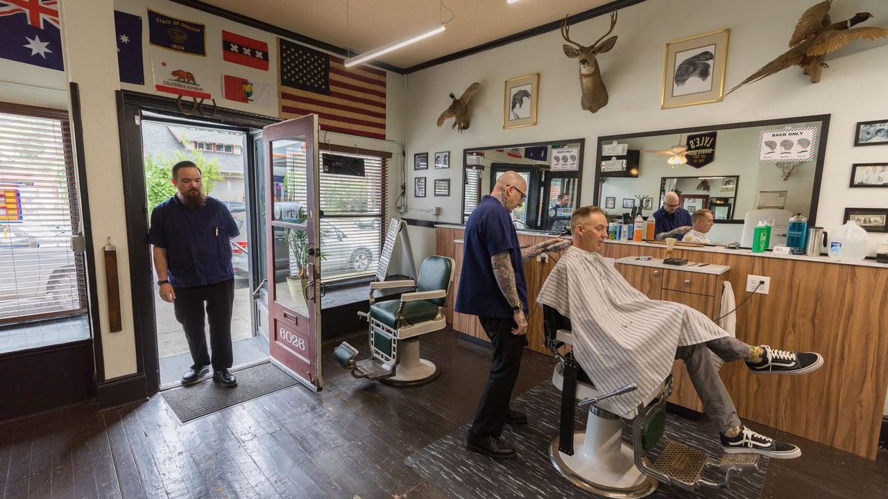 Lyle's Barbershop