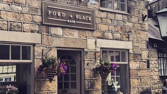 Ford + Black