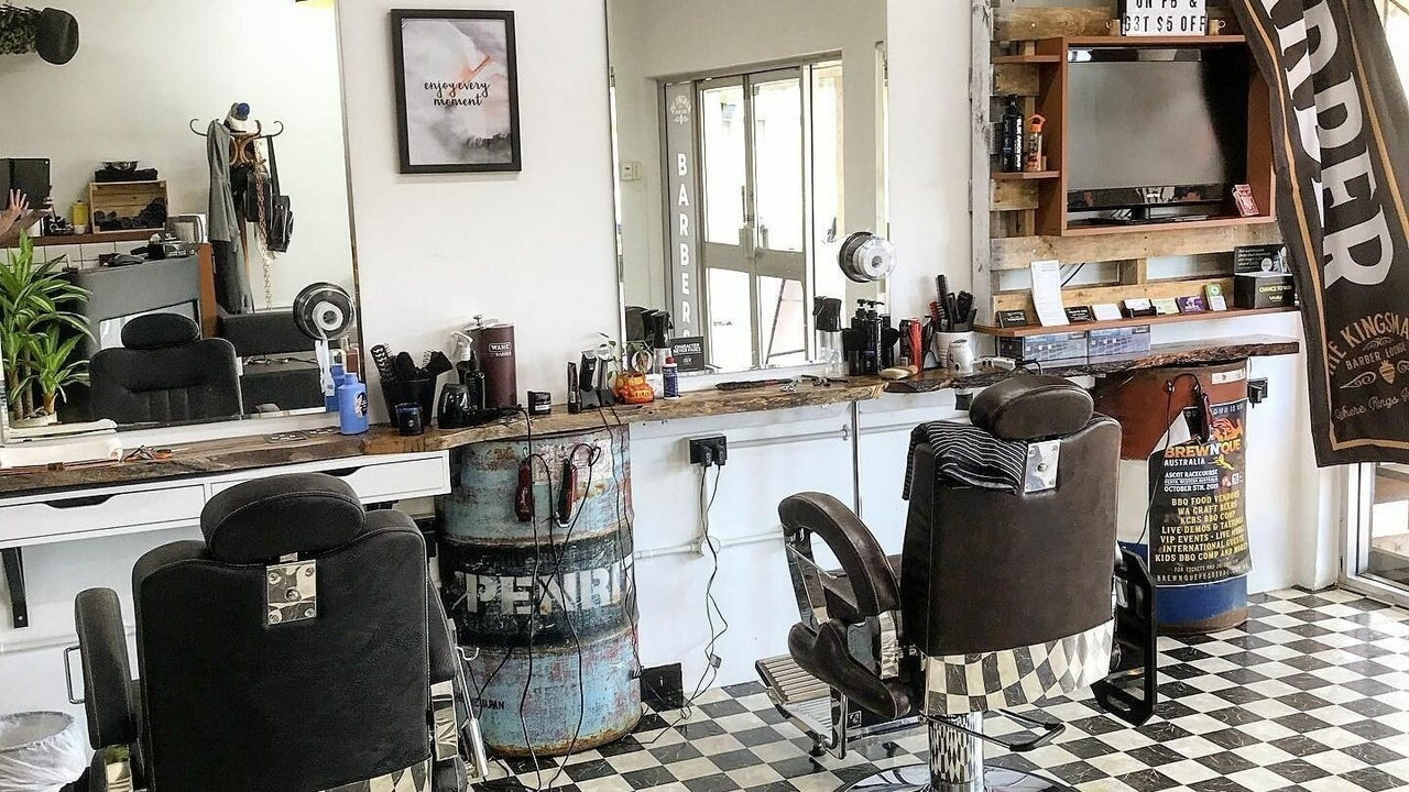 The KingsMan Barber Lounge