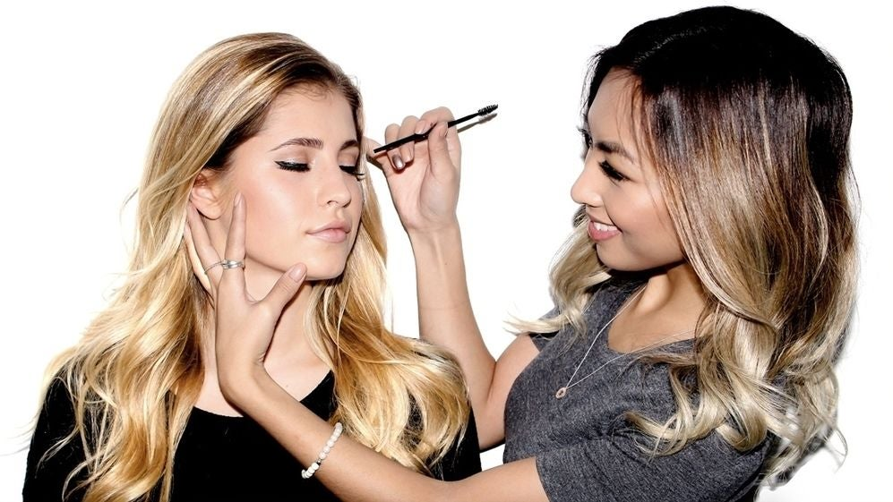 { the brow x beauty boutique } - 1