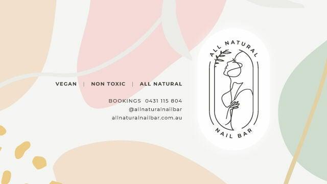 All Natural Nail Bar - 1