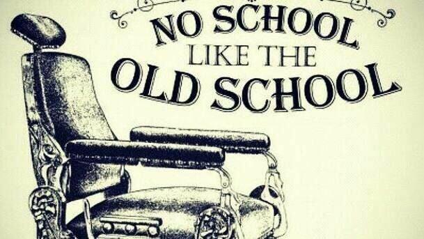 Old School Barbershop - 1