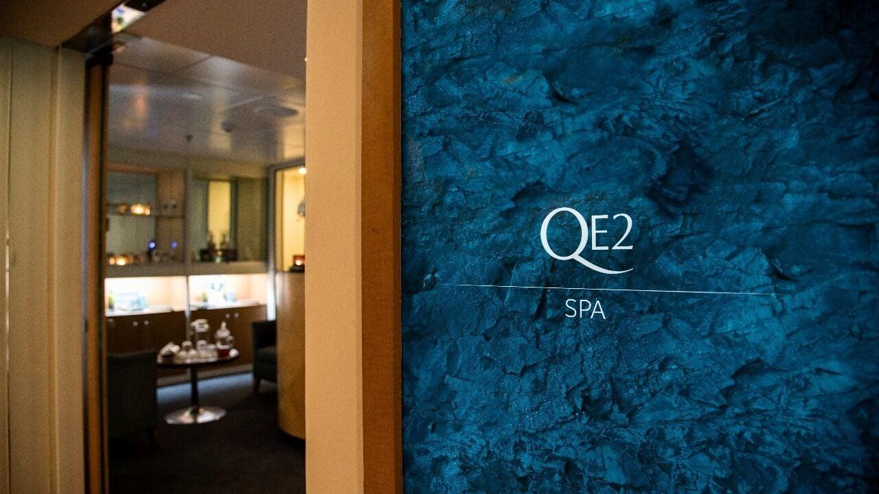 Dreamworks Spa - Queen Elizabeth 2 Spa