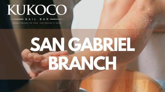KUKOCO NAILBAR San Gabriel Branch  0